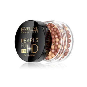 ايفلين باودر وجه كرات تصحيح EVELINE PEARLS FULL HD COLOUR CORRECTING POWDER
