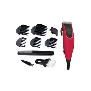ماكنه حلاقة رجالية ريمنجتون Remington Professional with 5 Comb Clips and Neck Brush - HC5018
