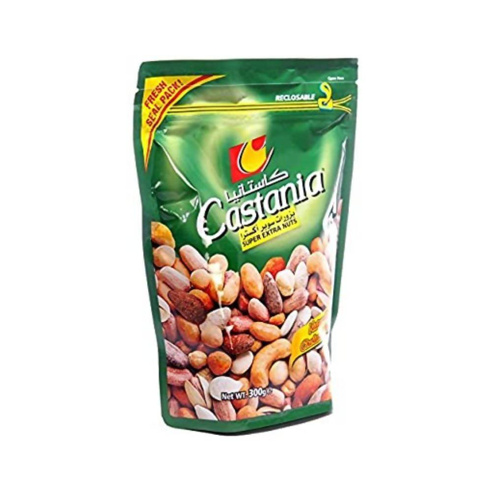 مكسرات سوبر اكسترا كاستانيا catania super extra nuts