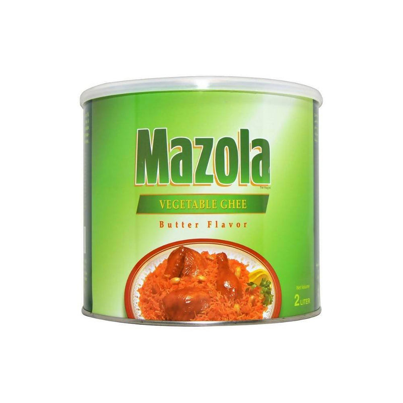 سمن نباتي مازولا Mazola Butter Flavour Vegetable Ghee