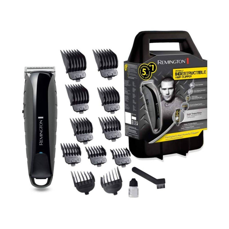 ماكنة حلاقة ريمنجتون Remington Index HC5880 Hair Trimmer with 11 Combs Attachment