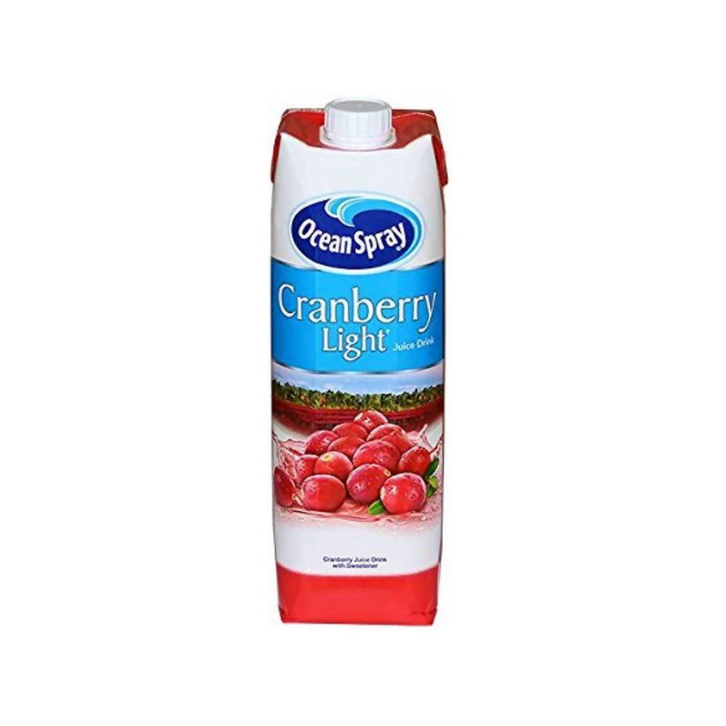 عصير الكرز لايت اوشن سبري ocean spray cranberry light juice