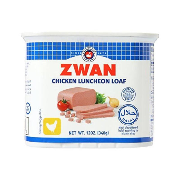 لحم لانشون دجاج زوان Zwan Chicken Luncheon Meat
