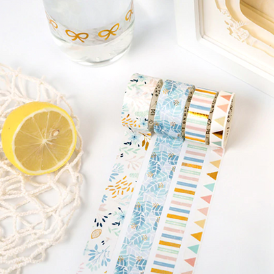 Mugeno Sekai Washi Tapes - Early Morning