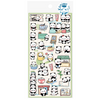 Koniwa Original Animal Stickers (6 Types)