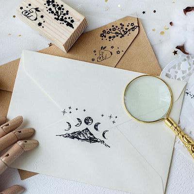Magic Land Wooden Stamps