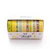 Colorful Day Washi Tape 10-Pack