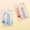 Molang Rabbit Pen Eraser with Refills