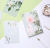 Flowers in Bloom Greeting Cards