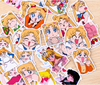 Sailor Moon Stickers - Excited Usagi