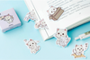 Mr Paws Paper Stickers
