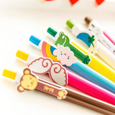 Japanese Wonderland Ballpoint Pen 6-Pack
