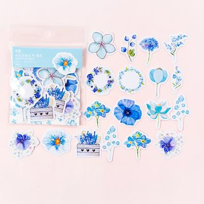 Floral Dream Paper Stickers