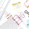 Vintage Metal Binder Clips