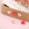 Heart Shaped Push Pins (50 Pcs)