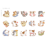 Little Chibi Cat Stickers