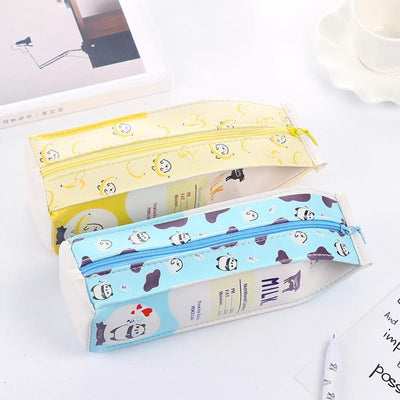 Milk Box Pencil Case