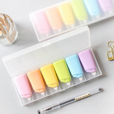 Mini Correction Tape Set with Case