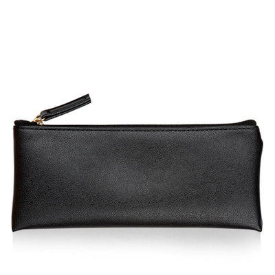 Minimalist Leather Pencil Case