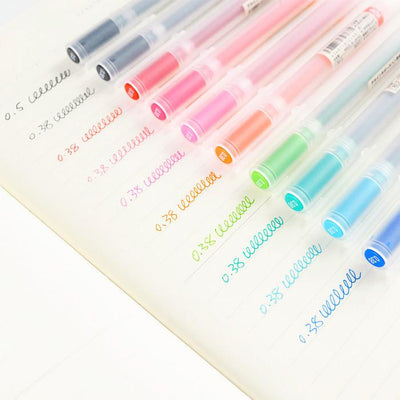 MUJI Gel Ink Pen