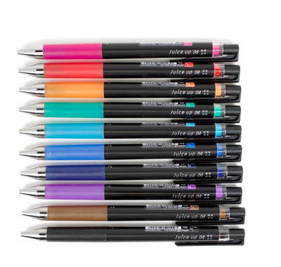Pilot Juice Up Gel Pen - 10 Color Set