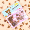 Rilakkuma & Friends Decorative Stickers (2 Types)