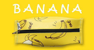 Favorite Snack Pencil Case