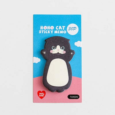 Kawaii Cat Series Sticky Notes