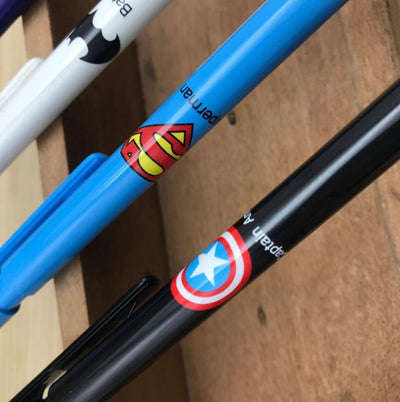 Super Hero 0.5mm/0.7mm Press Automatic Mechanical Pencils