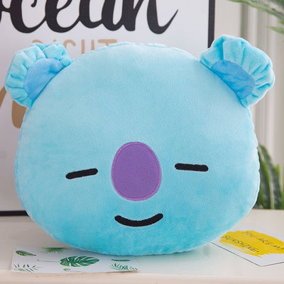 Korean Style BTS Plush Toy Pillow