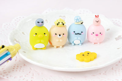 Kawaii Sumikko Gurashi 6 in 1 Multi-Color Ballpoint Pen