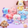 BTS Cotton Candy Plush Toy