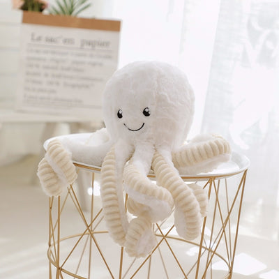 Kawaii Octopus Plush Toy Dolls