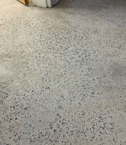 Aggregated Soft Concrete Prep