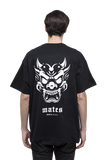 DEMON MASK / T-shirt (White stamp)