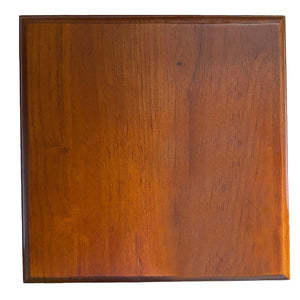 "8"" Square Wood Display Base"