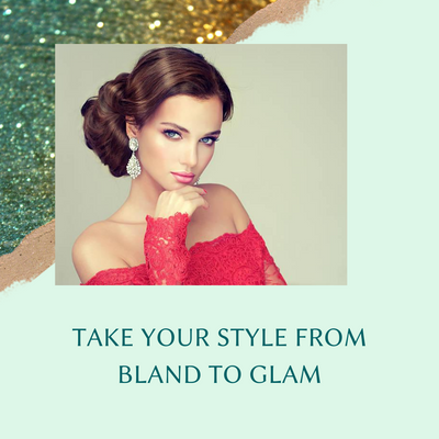 <p>Accessories to take your style from bland to glam</p>