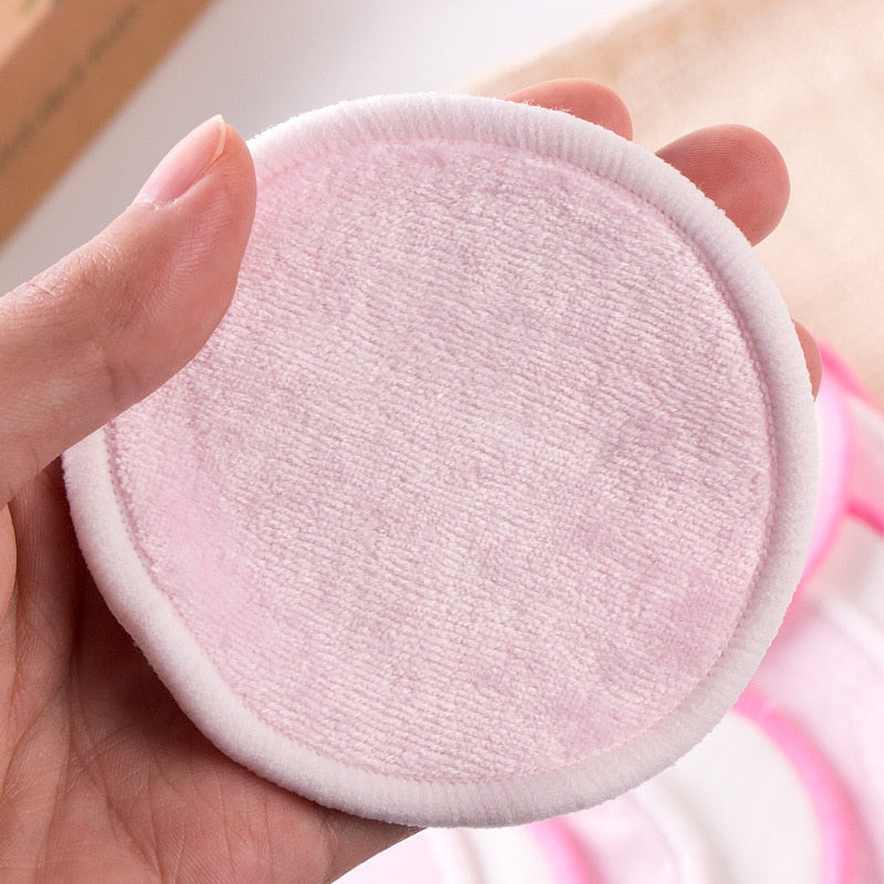 Organic Eco Friendly Face Pads