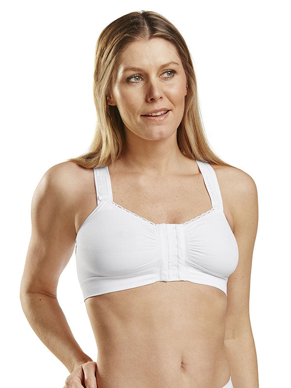 Bra: Alice Post-Op Bra with Hook & Eye