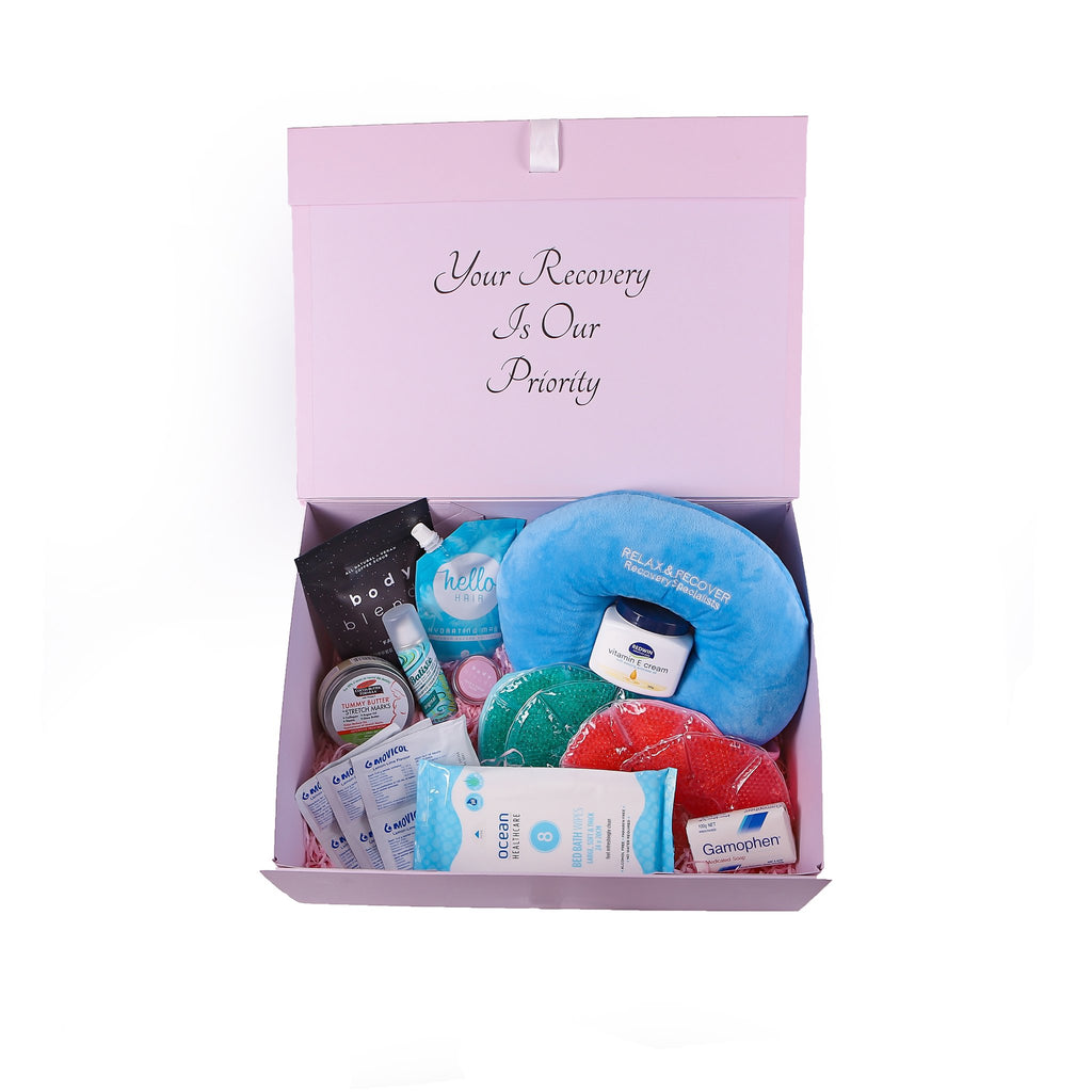 Diamond Breast Recovery Pack