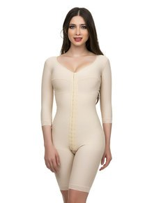 Post Surgery Full Body Suit with Bra