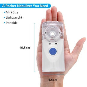 Mini Portable Handheld Nebulizer