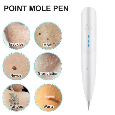 Plasma Pen Mole and Wart Remover