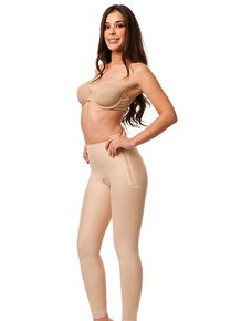 Post Surgery Low Waisted Abdominal Girdle - Ankle Length