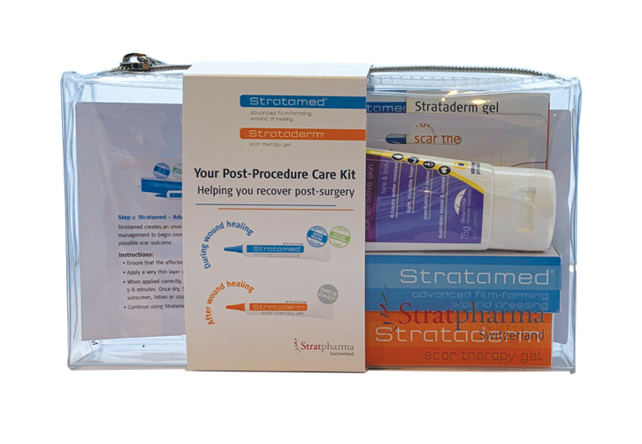 Stratamed and Stataderm Post-Procedure Care Kit