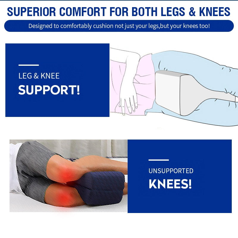Orthopedic Knee and Leg Pillow