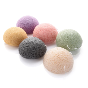Eco Friendly Konjak Sponges