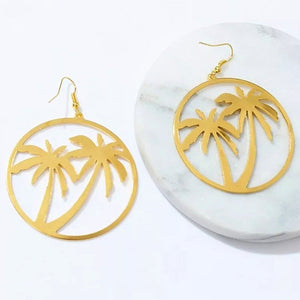 Palmers Hoops Earrings