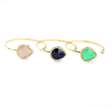 Load image into Gallery viewer, Pastel Stones Bangle