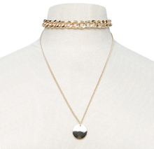 Load image into Gallery viewer, Choker Gold Chain